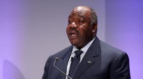 Gabon. Ali Bongo