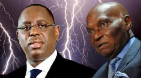 Macky Sall et Abdoulaye Wade