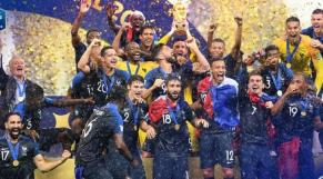 France championne du monde 2018 V2
