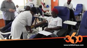 Les Marocains de Côte d'Ivoire organisent la 3e édition de la journée de don du sang