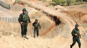 Garde-frontières algériens