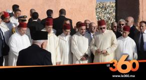 cover vidéo: Le360.ma •جنازة علي الصقلي بحضور ولي العهد مولاي الحسن