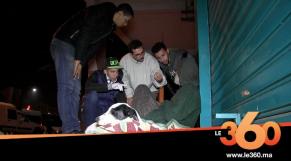 cover: حملة لانقاذ المشردين بانزكان من موجة البارد القارس