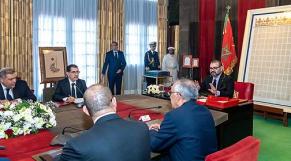 Mohammed VI-El Othmani