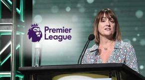 Susanna Dinnage, à la tête du foot anglais