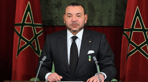 Roi Mohammed VI-discours