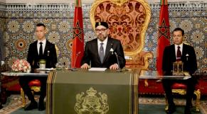 roi Mohammed VI-Discours Marche verte