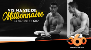 Cover la routine de CR7