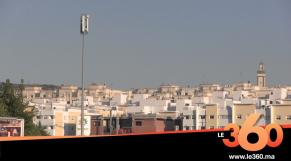 Cover Vidéo -  خدمات ضعيفة لاتصالات المغرب تعزل احياء بطنجة عن العالم الخارجي