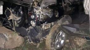 Accident Tétouan