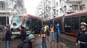 Accident Tram Casablanca3