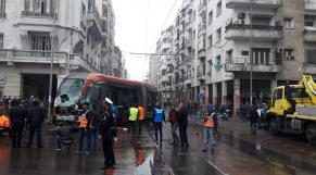 Accident Tram Casablanca6