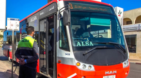 Alsa-city bus