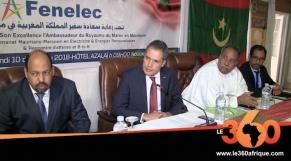 Maroc-Mauritanie. énergie: la Fenelec prospecte le marché mauritanien