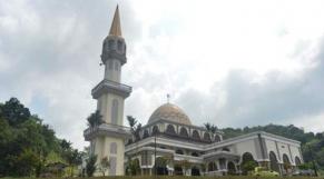 mosquée sud-africaine