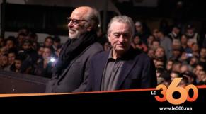 cover:  روبير دي نيرو يزور جامع الفنا ويعرض فيلمه أمام الجمهور