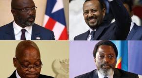 Retros des chefs d'Etats