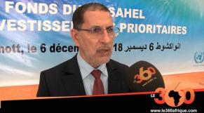 Saâd Eddine El Othmani explique l'aide de l'expertise marocaine au G5 Sahel