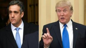 Trump et Cohen