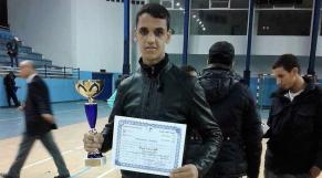Ayoub Mabrouk kick boxing Hrig