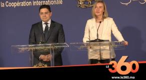 Cover Vidéo - Accord agricole: une nouvelle page s'ouvre avec le Maroc
