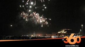 Cover_Vidéo: Le360.ma •هكذا احتفلت ساكنة أكادير وزوارها بالسنة الأمازيغية الجديدة