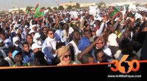 """Mauritanie: le président prend la tête d'une marche contre """"l'extrémisme et le discours haineux"""""""