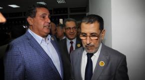 Akhannouch et El Othmani