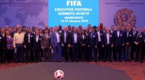 Sommet FIFA de Marrakech