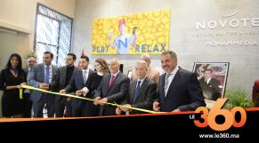 cover vidéo: Le360.ma •Inauguration officielle du Novotel Mohammedia