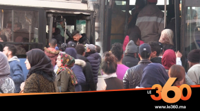 Cover Vidéo - حافلات البيضاء.. أزمات ومعاناة مستمرة إلى أجل مجهول