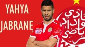Yahya Jabrane au Wydad