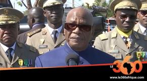 Vidéo. Mali: le 58è anniversaire de l'armée malienne célébré à Bamako