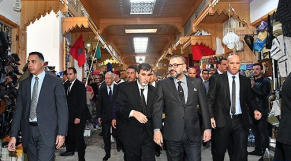 Mohammed VI réhabilitation médina de Rabat