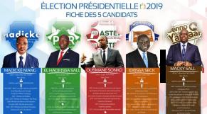 Sénégal. Présidentielle: Karim Wade et Khalifa Sall définitivement écartés