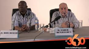 Vidéo. Mauritanie: Tahar Ben Jelloun au Centre culturel marocain de Nouakchott
