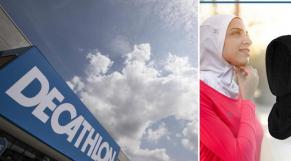 Le Hijab Running de Decathlon