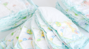 Le Cameroun interdit l'importation de couches pour bébé