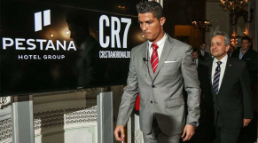 Ronaldo Pestana hôtels
