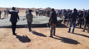 """Affaire du disparu Ahmed Khalil. Rabouni: un """"Gdeïm Izik"""" bis devant le QG du Polisario?"""