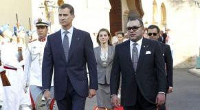 Mohammed VI Felipe VI