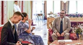 Mohammed VI - Moulay El Hassan - Meghan