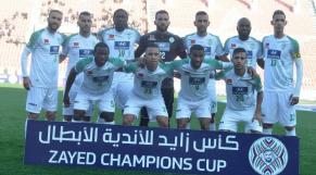 Raja en Coupe arabe
