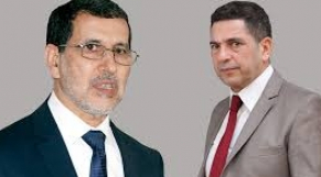 Saâd Eddine El Othmani et Saïd Amzazi