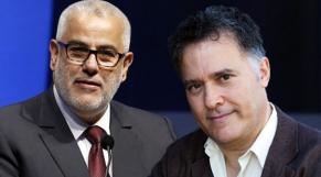 Abdelilah Benkirane et Fouad Laroui