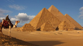 Pyamides Égypte