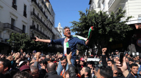 Manifestations Algérie février 2019