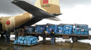 Cyclone au Mozambique: la bilan dépasse les 420 morts, le Maroc apporte son aide