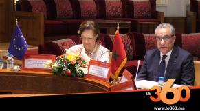 Cover_Vidéo: Le360.ma •Prochain forum Maroc-UE sur la lutte contre l'extrémisme religieux