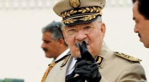 Gaïd Salah, chef d'état-major de l'ANP